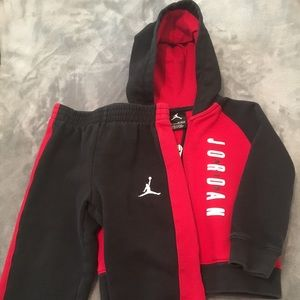 🏀 Toddler Air Jordan Sport Suit 🏀